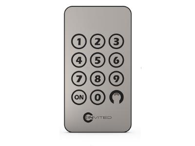 Invited Colours Keypad